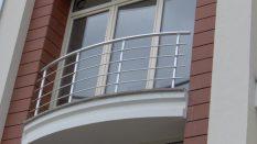 Balkon Küpeşte